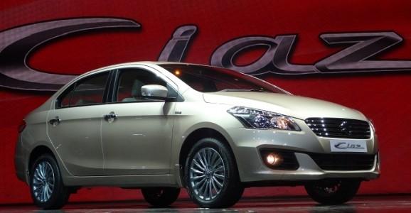 Suzuki Ciaz Dibandrol Seharga Rp 275 Juta