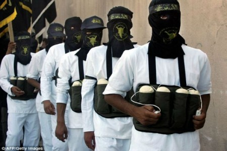 Bomber Bunuh Diri Di Malaysia Lulusan Suriah, Irak, dan Afghanistan