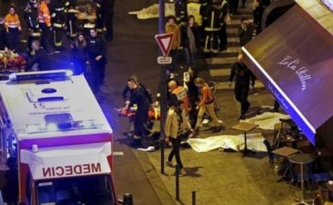 ISIS Dalangi Serangan Di Paris
