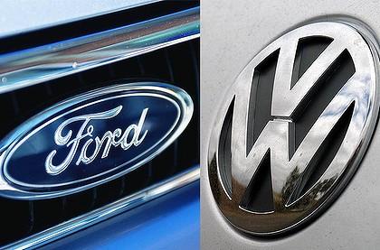 Ford Akan Saingi Volkswagen