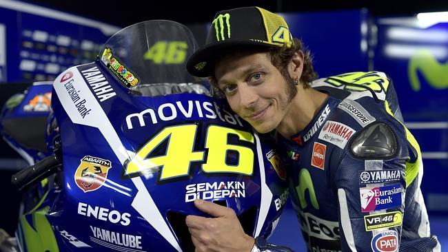 Moto GP Lebih diuntungkan Jika Rossi Juara 1