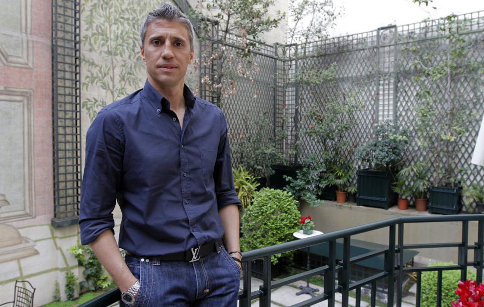 Photo of Klub Serie B Lengserkan Hernan Crespo