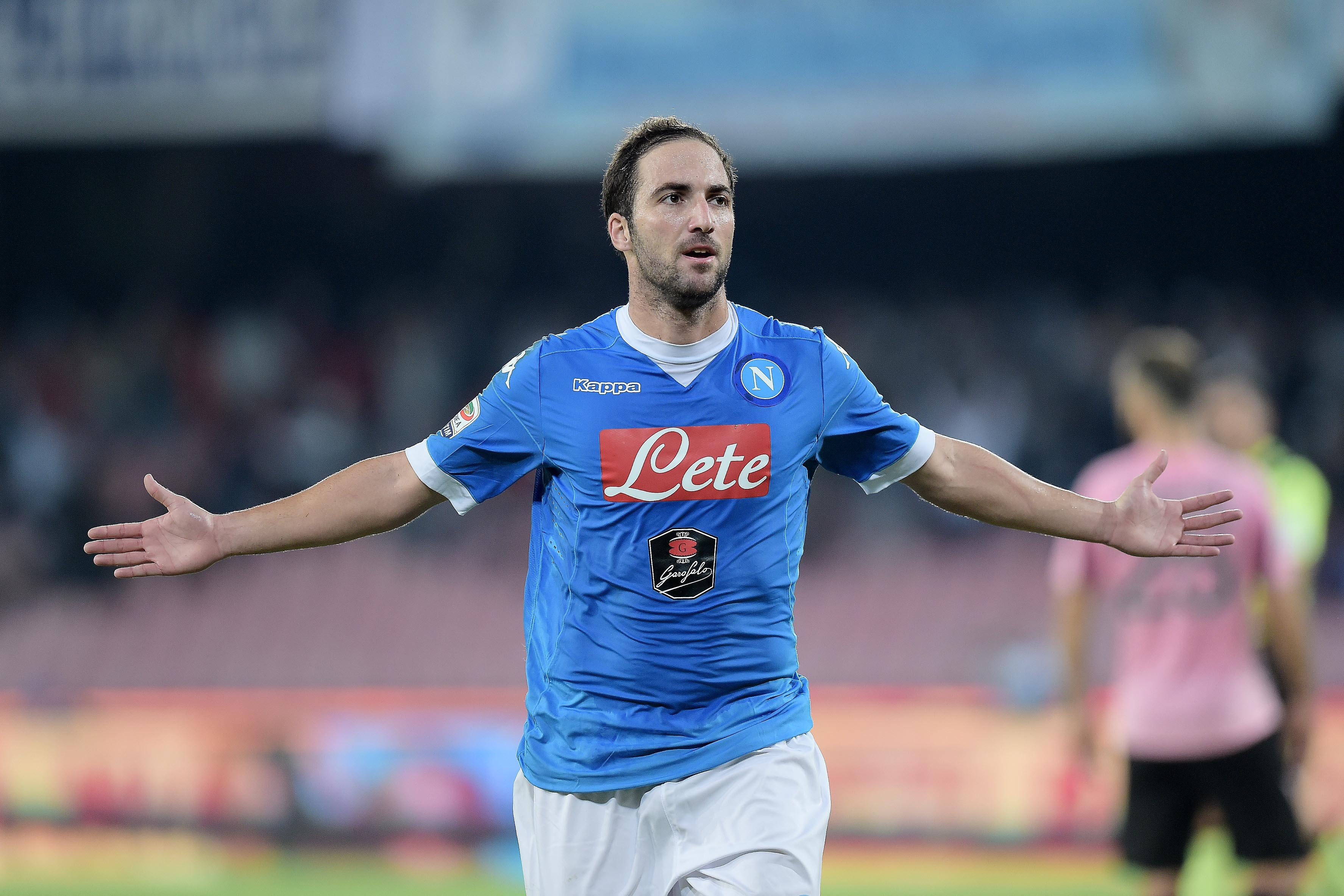 Photo of Lantaran Gunjingan Higuain Media Italia Diboikot Napoli