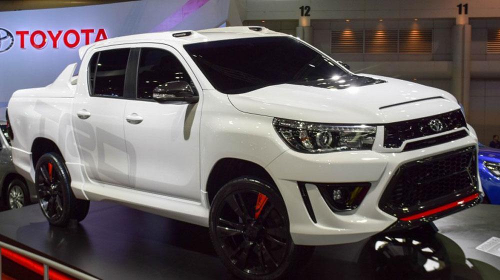 Photo of Model Toyota Hilux TRD Makin Spotivo