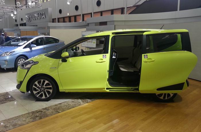 Photo of Toyota Sienta Akan Ditongolkan Pekan Depan