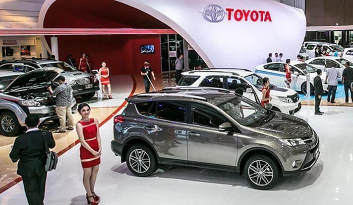 Photo of Toyota Tak Mamerkan Mobil Berkonsep Di IIMS 2016