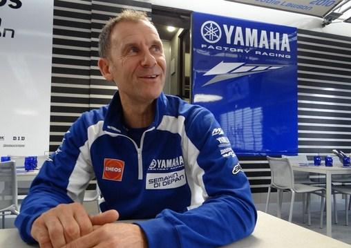 Manajer Movistar Yamaha, Berikan Saran Tuk Ducati 1
