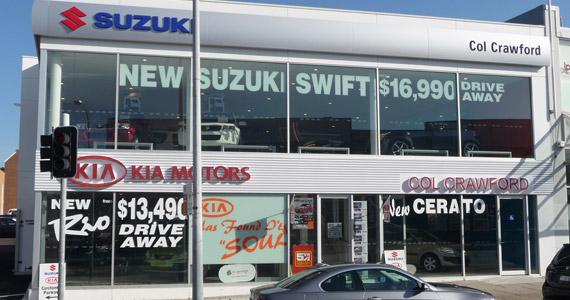 Penurunan Pasaran Berdampak Tuk Suzuki di Surabaya