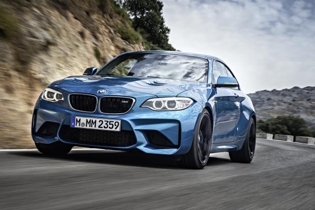 Photo of BMW Luncurkan BMW M2 Coupe Dengan Harga Fanstastis