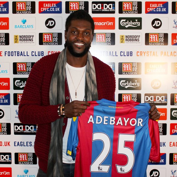 Photo of Adebayor: skuat Manchester City dan Madrid Sama Kuatnya
