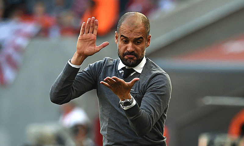 Photo of Babak Pertama Laga Bayern Jadi Sorotan Guardiola