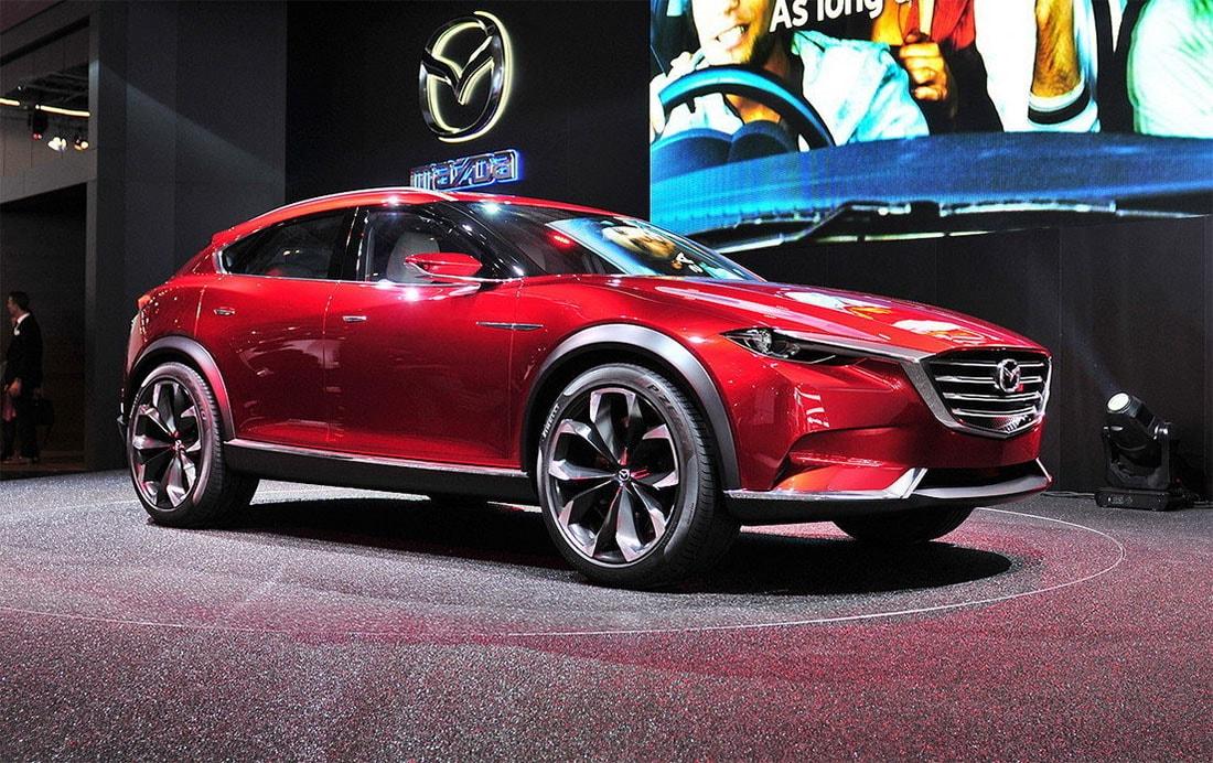 Photo of Mazda Perkenalkan Produk Mobil Terbarunya, Mazda CX-4