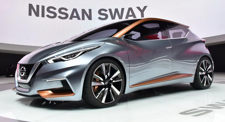 Photo of Rupa All New Nissan March Mulai Terbeberkan