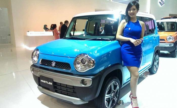 Photo of Suzuki Hustler Dilejit Kembali Untuk Indonesia