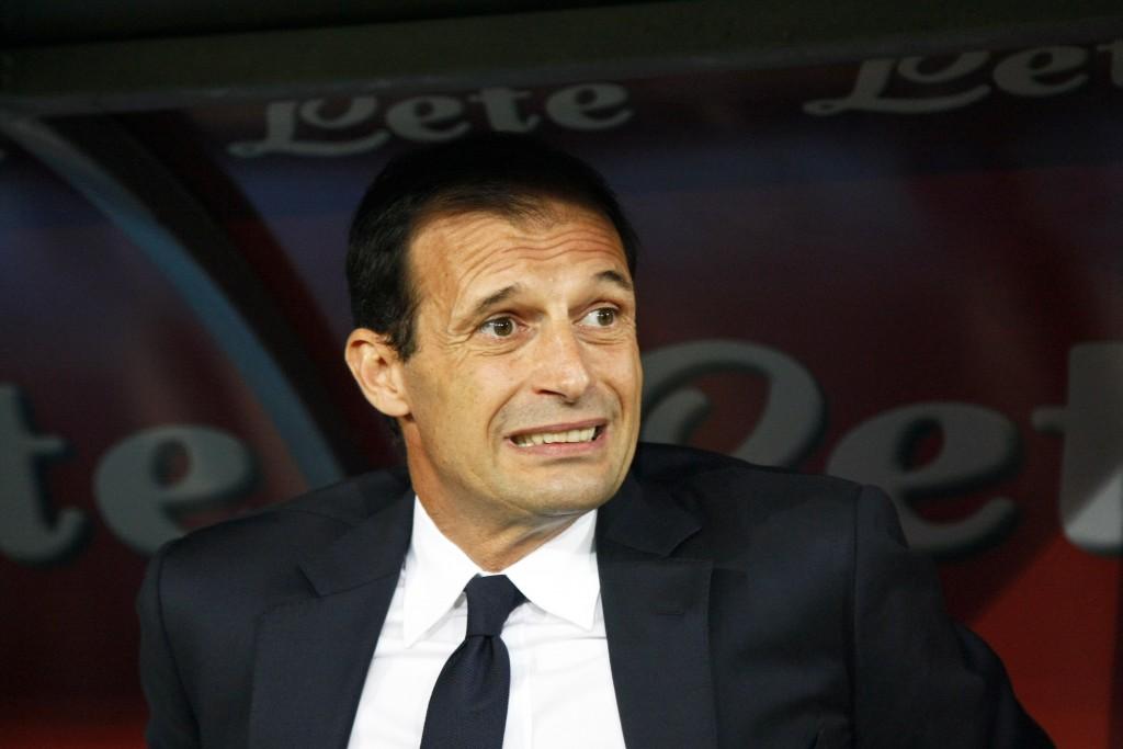 Apakah Nantinya Allegri bakal Nonton Roma vs Napoli kah