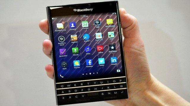 Photo of Akhir Langkah Tuk Ponsel BlackBerry 10