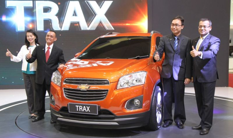 Photo of Diskon Rp 6 Juta Tuk Pembelian TRAX di IIMS