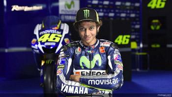 Photo of Rossi Akan Jadi Pebalap Hingga Usianya 40 Tahun