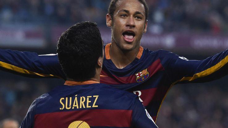Photo of Suarez Iba Dengan Situasi Yang Dialami Neymar
