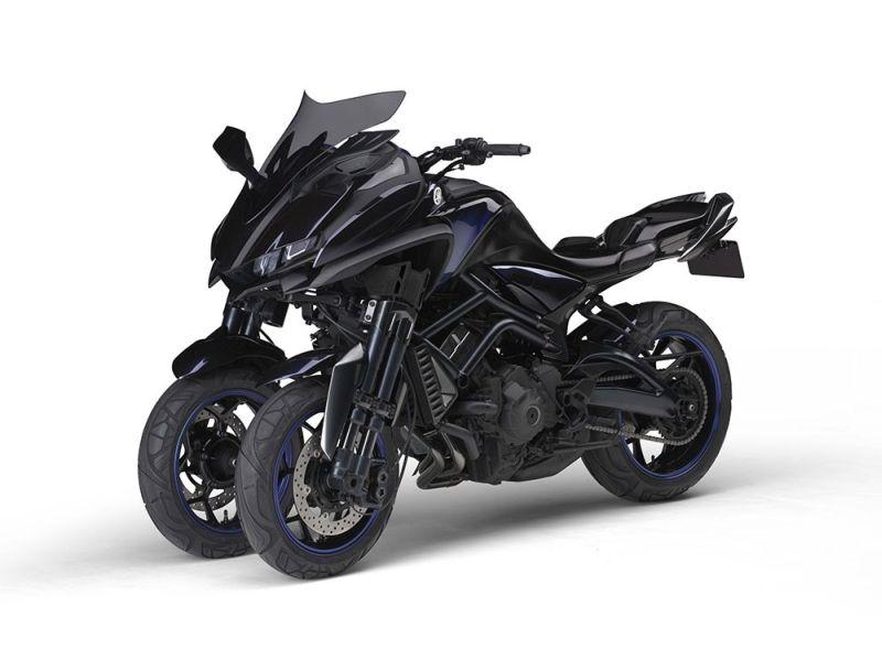 Photo of Yamaha Serius Tuk Garap Bagian Roda Tiga