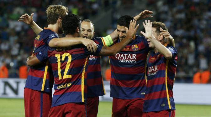 Photo of Skuat Barcelona Datangi Madrid Dengan Kekuatan Penuh