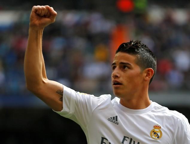 Dibangkucadangkan, Rodriguez Tetap Kepingin Bertahan di Madrid 1