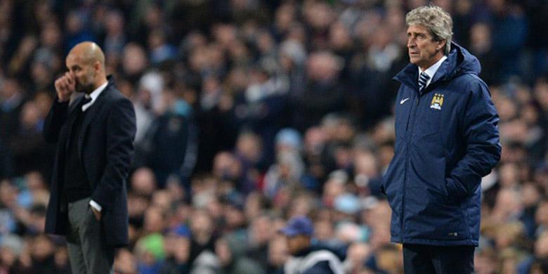 Photo of Pellegrini Enggak Ragukan Kesiapan Guardiola Handel Manchester City