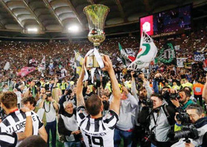 Photo of Final Coppa Italia Sengit Tapinya Juve Menang Berkat Morata