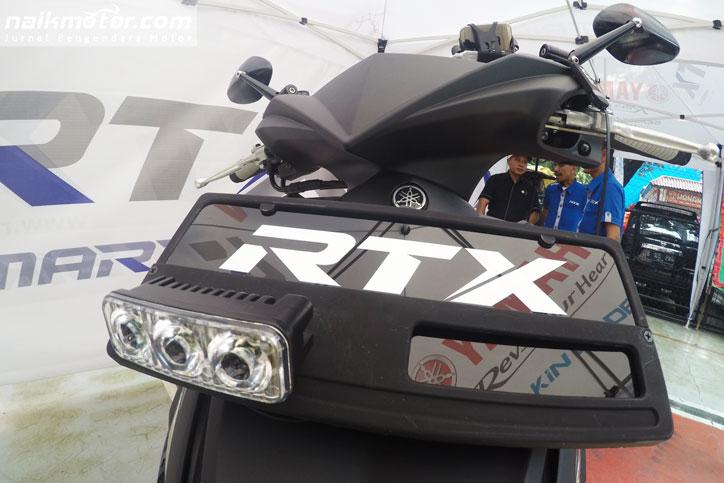 Photo of Saran RTX Modifikasi Cerdik buat Mio Z dan Soul GT125