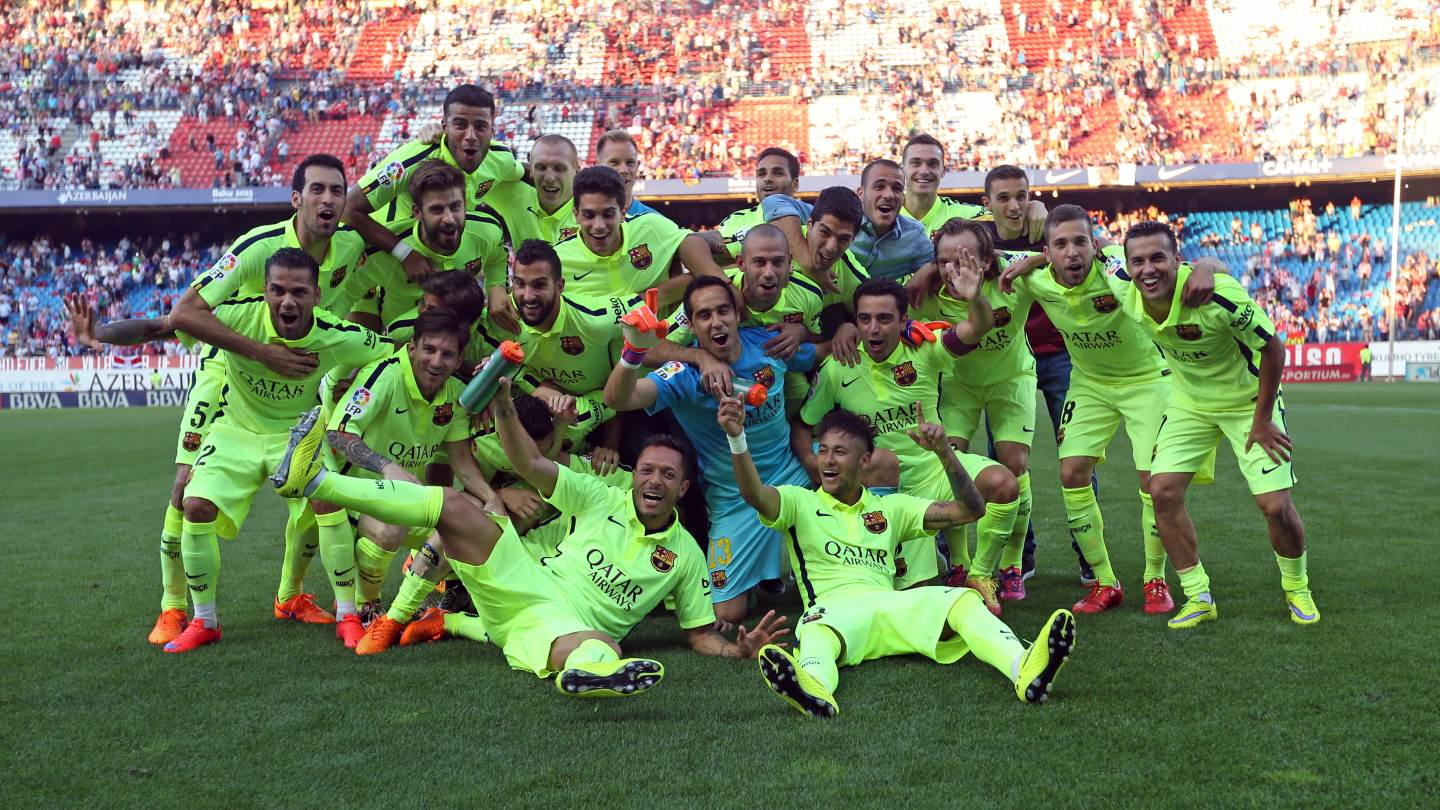 Photo of Skuat Barcelona Jadi Juara, Real Madrid Runner Up