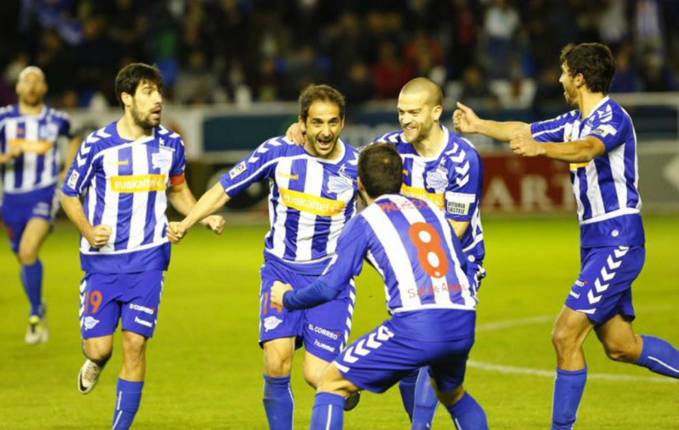 Taklukan Numancia, Deportivo Alaves Dipromosikan ke Primera Division