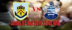 Dewa Prediksi Bola - Burnley vs Queens Park Rangers 02 Mei 2016