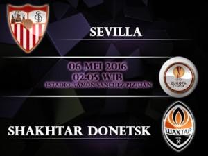 Dewa Prediksi Bola - Sevilla Vs Shakhtar 06 Mei 2016