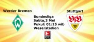 Dewa Prediksi Bola - Werder Bremen vs Stuttgart 03 Mei 2016