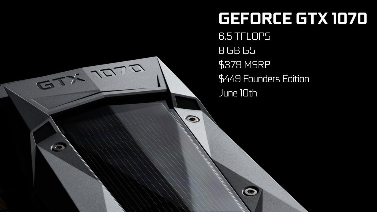 Photo of Nvidia Meluncurkan GeForce GTX 1070 Seharga Rp 5,1 Juta