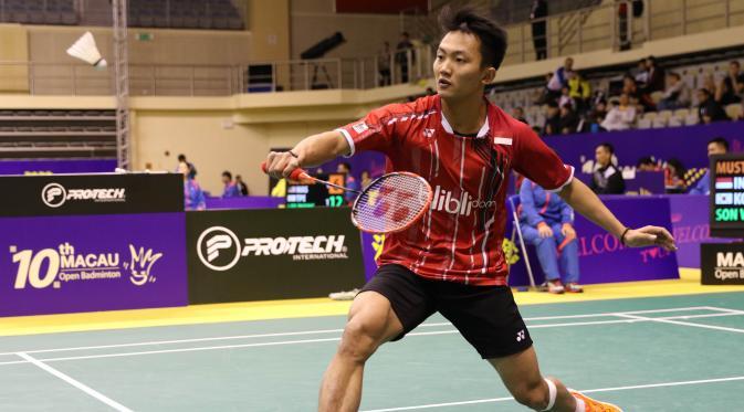 Indonesia Tumbangkan Hong Kong di Piala Thomas 2016 1