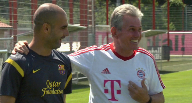 Jupp Heynckes: Pep Guardiola Adalah Pelatih Hebat