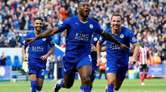 Photo of Leicester Menutup Perlagaan Kandang Terakhir Dengan Manis
