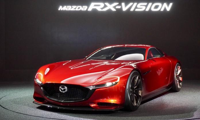 Impian Mobil Sport Mazda Bermesin Rotary
