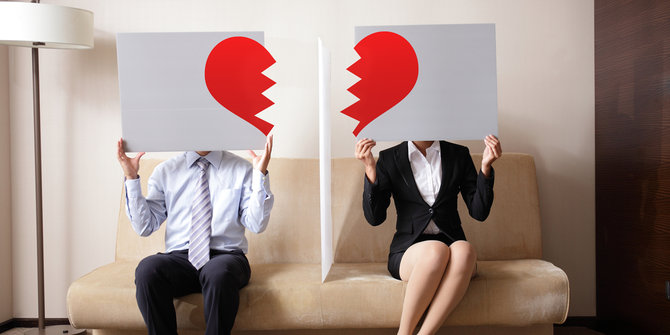 Photo of Inilah Tips Jitu Sembuhkan Luka Hati Saat Putus Cinta