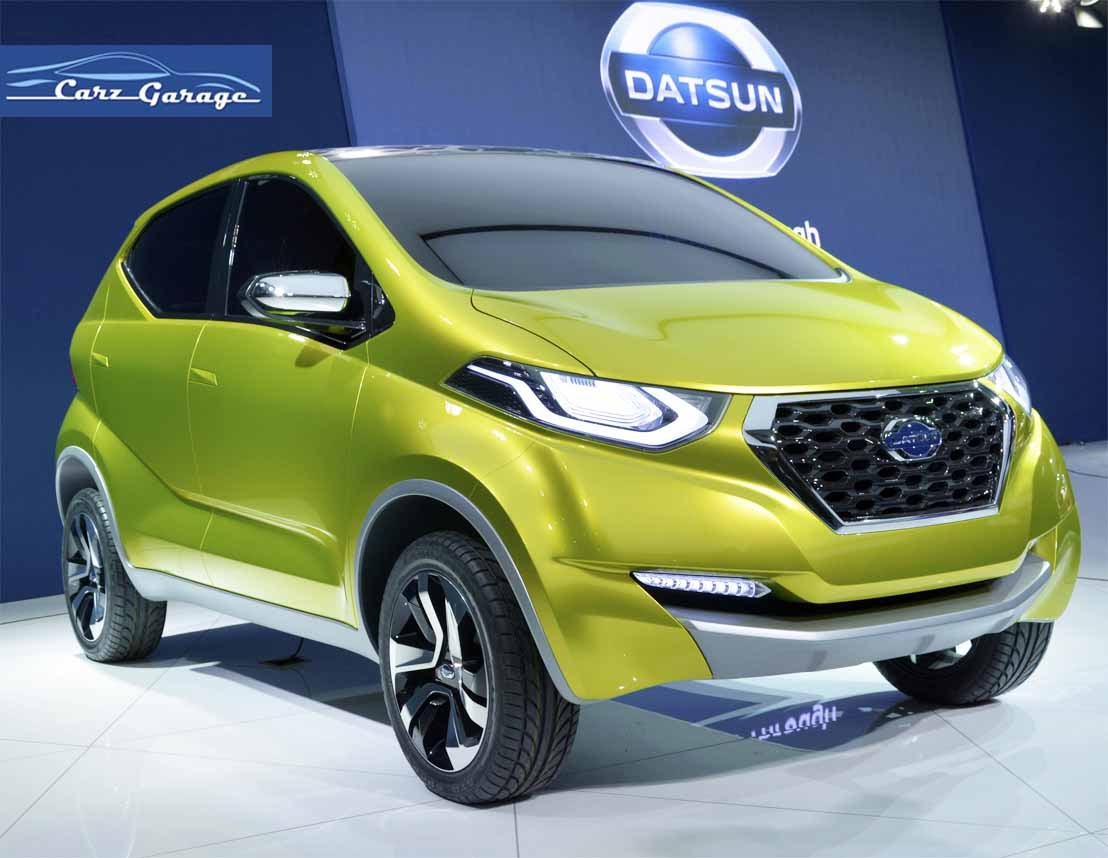 Photo of Datsun Redi Go Resmi Diluncurkan di India