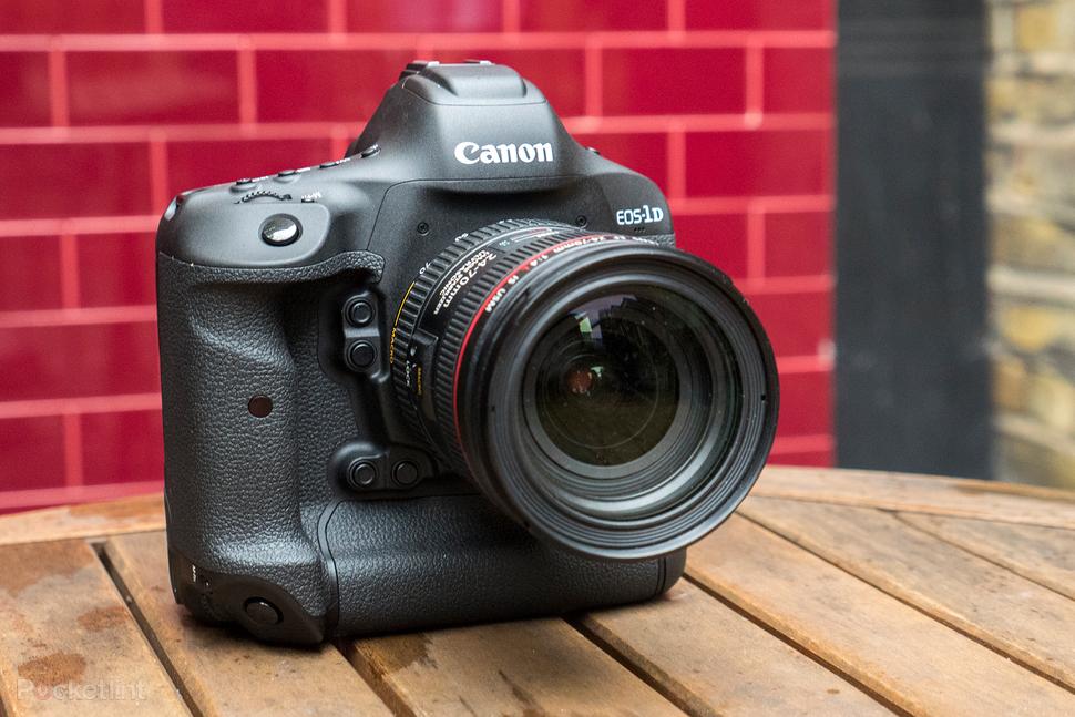 Photo of DSLR Canon 1-DX Mark-II Dengan banderolan Rp 82.500.000