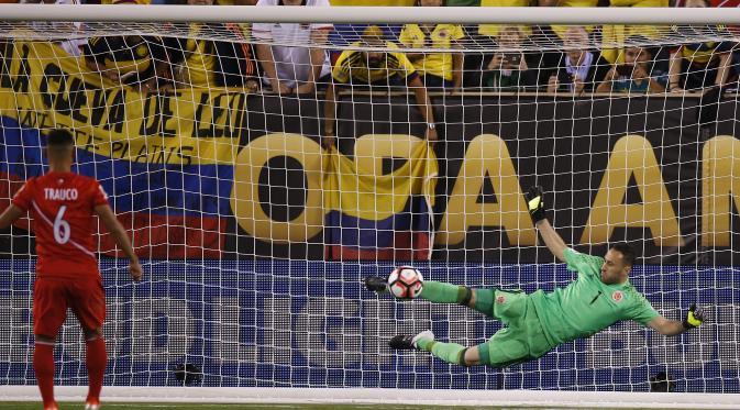 Drama Pinalti, Kolombia Berhasil Lolos ke Semifinal 1