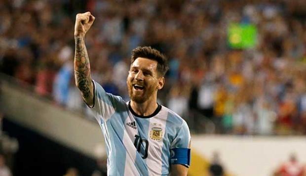Photo of Messi Pencipta Gol Terbanyak Selama Sejarah Argentina