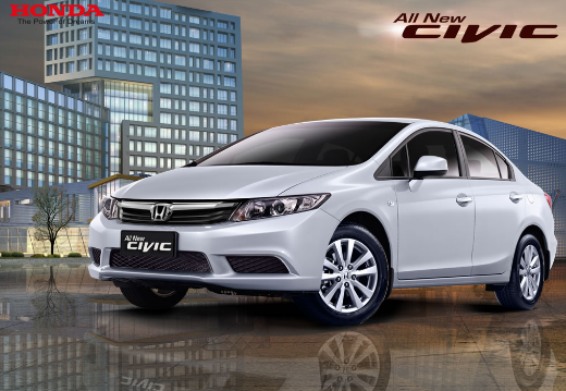 Photo of Honda All New Civic, Mobil Glamor Bermesin Turbo 1,5 Liter