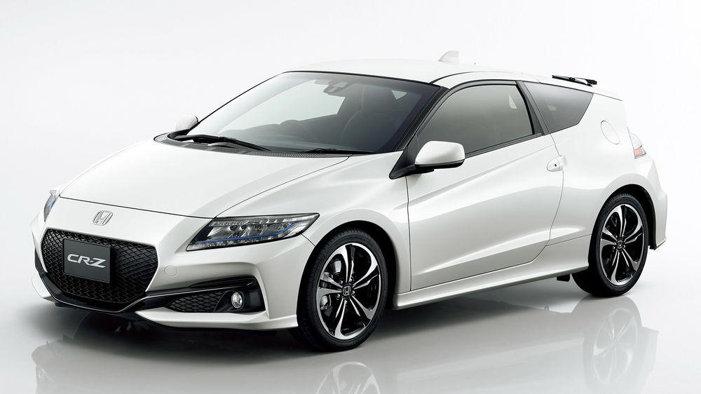 Honda CR-Z, Mobil Sport Andalkan Mesin 1,5 Liter Empat Silinder 1