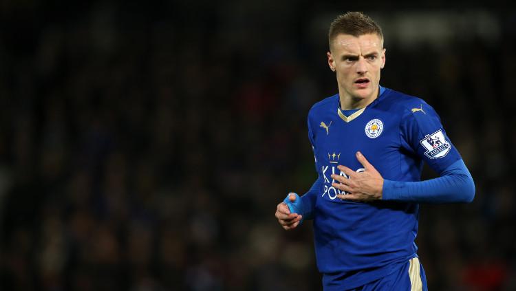 Arsene Wenger Nyerah Menggaet Jamie Vardy Dari Leicester City