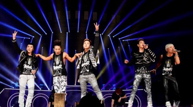 Photo of Konser Big Bang Diurungkan, Para Fans Di China Kecewa