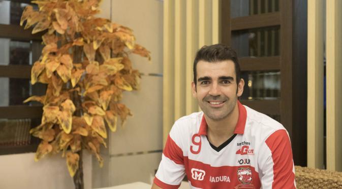 Pablo Rodriguez Optimis Madura United Jawarai TSC 2016 1