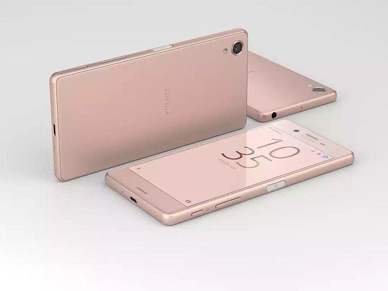 Sony Xperia XA Dilego di India Seharga Rp 4,1 Juta